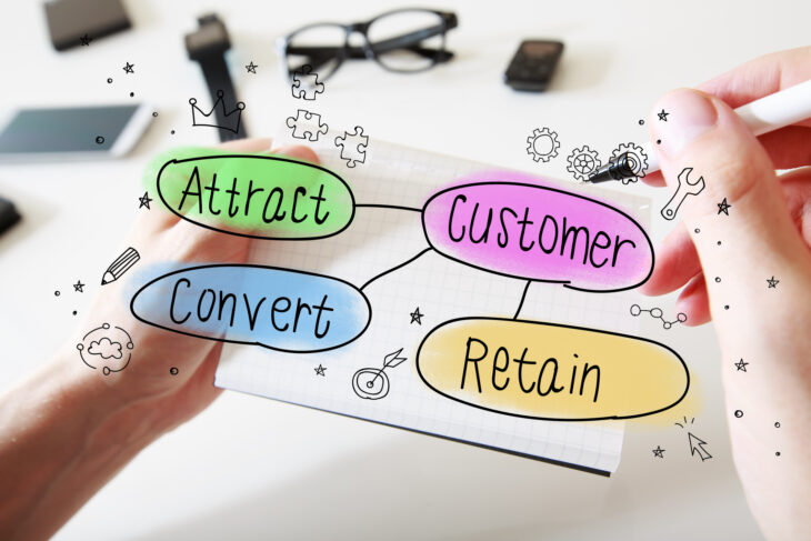 Customers retention tips